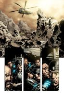 GoW page colors by LiamSharp