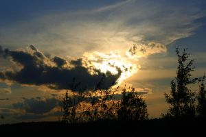 A New Brunswick Sunset by Of-Heliotropes