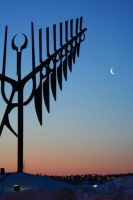 Dreamcatcher at Night by blairsgal