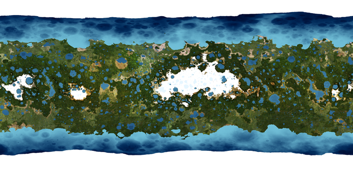 Ceres Terraformed v3.0 by 1Wyrmshadow1