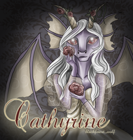 Neopets: Cathyrine the Darigan Draik by Blesses