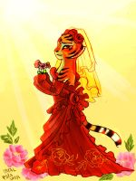 TIGRESS(dress up ver.) by fatalparanoia