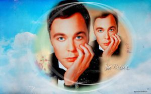 Jim parsons wallpaper 3 by HappinessIsMusic
