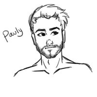 Pauly  by LeKamiMonster