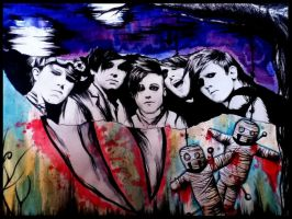 Fearless Vampire Killers by beneaththespinlight