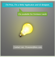 Freelancing ID by Proxone