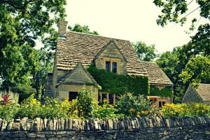 Garden Cottage by TiffyLiz