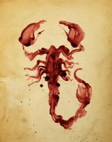 Penny Dreadful - Blood Scorpion by Irio