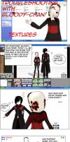 Ask Bloody-Chan: Textures Part 1 by Ask-BloodyChan