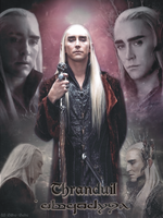 Thranduil- King of Woodland Realm by LadyCyrenius