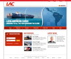 Lac Shipping by Webdesignerps