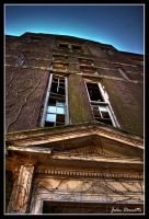 Long Island Mental Asylum HDR1 by JohnDoe6