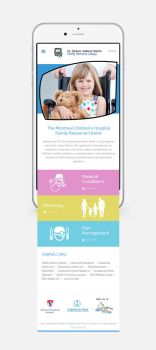 Home Mobile MCH by Webdesignerps