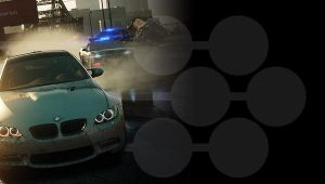 Need for Speed Most Wanted PS VITA by GYNGA