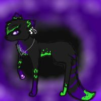 custom for Purinblood by wolf-drawer-kayla