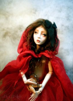 Red Riding Hood D by cdlitestudio