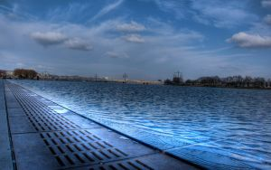 Bordeaux docks HDR 2560 by tezdesign