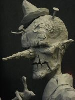Gepetto's Nightmare Finished by Blairsculpture