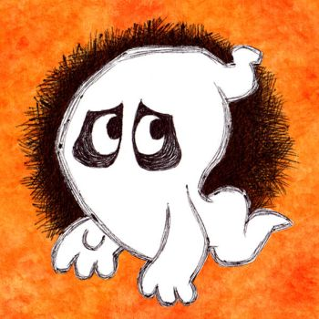 Gomer the Ghost by Cattype