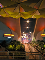 Epcot Spaceship Earth Stock 17 by AreteStock