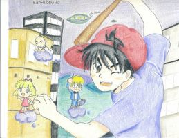 Enter Earthbound by Magic-Cake-Woman
