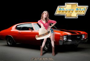 Chevy Girl 0581b by radrascal
