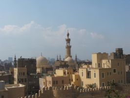 Cairo Skyline 3 by Magdyas