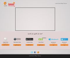 Iqraaly Web page by t-fUs