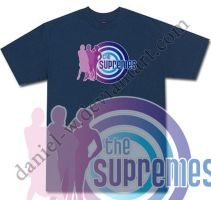 Supremes T-Shirt Design by daniel-w