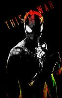 The Amazing Spider-Man: This is War Cover (FanFic) by TheDarkRinnegan