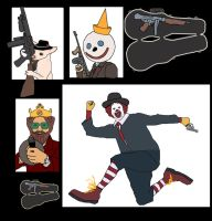 The Fast Food Mafia 2 by James-The-Nose