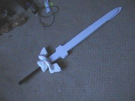 WIP Master Sword Project 2 by DaffydWagstaff