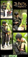 Code Geass lovers by cosplayculture