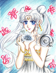Princess Serenity by Lea-Manga