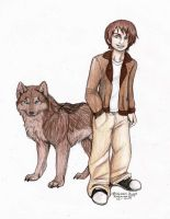 Wolf's Rain NG Coop by NatsumeWolf