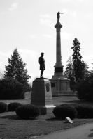 Gettysburg national cemetery2 by greenbaypara