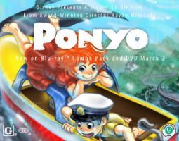 Ponyo two by Zinfer