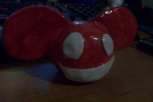 DEADMAU5 CLAY HEAD by Das-gewd