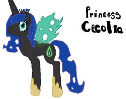 Princess Cecolia by monkeylegs