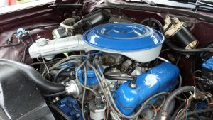 Ford Ranchero Engine Bay by Arek-OGF