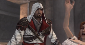 Ezio is a Tosser XD by MikuLance382