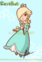 Rosalina by MKDrawings