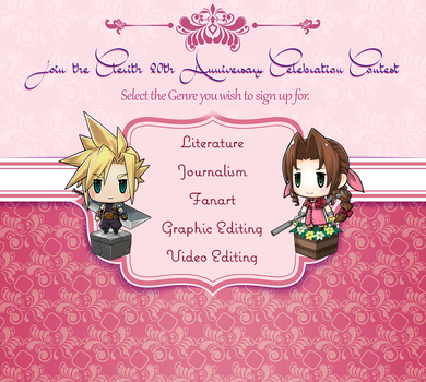 Register for Clerith Contest now! by MinasPassion