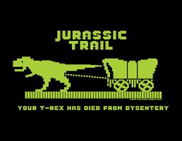 Jurassic Trail by benners2004