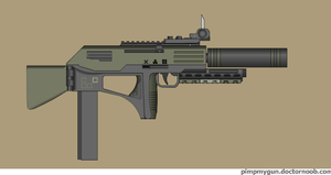 Vorukh SMG by Robbe25