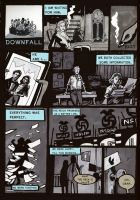 Lobster johnson - Downfall pg1 by didism