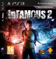 Infamous II Cover by juliangibson