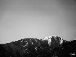 Snowy Moutains #2 by Hayes-Designs