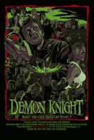 Demon Knight by wild7even