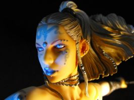 Ritual from Yamato USA,based on works by Luis Royo by DRACON72